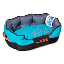 tough dog beds touchdog original sporty vintage throwback reversible plush