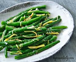 easy thanksgiving recipes garlic green beans my s belly