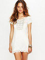 sleeveless miles of lace dress http www freepeople com whats new