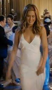aniston wedding dress in just go with it if i had a vow renewal i think i would want aniston s