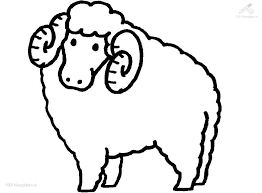 sheep coloring pages getcoloringpages