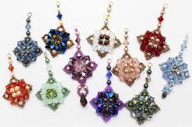deb roberti s alexandra ornament pendant pattern