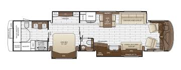 king aire floor plan options newmar