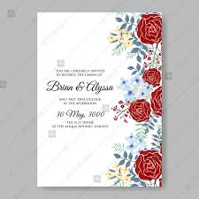 printable templates baby shower bordeaux maroon roses for wedding invitations vector printable