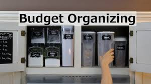 Kitchen Cabinet Organizer Ideas Kitchen Cupboard Organization Cheap U0026 Free Youtube