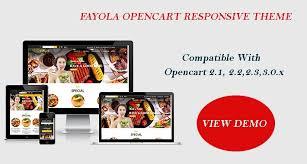 opencart foyola opencart multi purpose opencart responsive theme