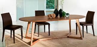tavolo ovale legno tavoli in legno moderni tavoli e sedie modelli di tavoli
