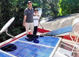 solar for home in india improve your electricity bills by using solar powered house