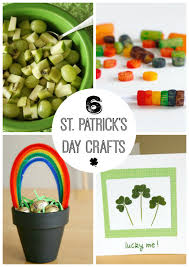 6 creative st patrick u0027s day ideas make and takes
