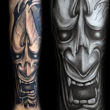hannya mask tattoo black and grey 63 fabulous hannya mask tattoo designs and ideas about mask