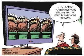 pavos y políticos el humor de thanksgiving alana moceri