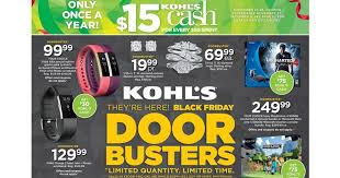 kohl s ps4 black friday kohl u0027s black friday ad scan has been leaked u2013 hip2save