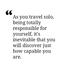 Quotes about Soloing 34 quotes