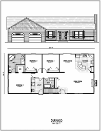 Home Floor Plan Kits by 4 Bedroom Modular Homes Nc Double Wide Floor Plans Houseplans Of