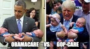 Obama Care Meme - obamacare vs trumpcare imgflip