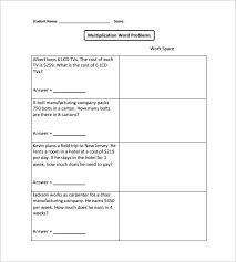 10 multiplication and division worksheets u2013 free word u0026 pdf