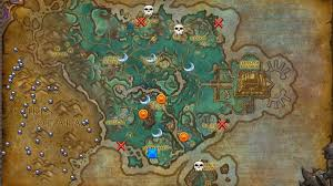 Wow Map Ten Ton Hammer Draenor Safari Achievement Guide