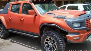 mercedes pickup truck mercedes benz ener g force concept replicated based on tata xenon