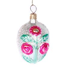 christopher radko painted glass ornament ebth