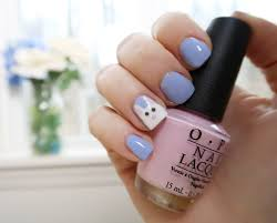super simple easter bunny nails beauty blog in connecticut
