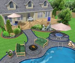 Small Backyard Landscape Ideas On A Budget Prissy Backyard Designrulz For Cheap Landscaping Ideas And Small