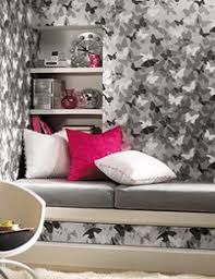 petal pushers wallpapers petal pusher wallpaper in black and charcoal design by york