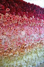 wedding backdrop flower wall garden ombre flower wall ombre flower wall floral backdrop