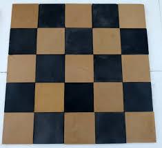 4 7m2 50 sq ft of antique french black and cream ceramic tiles