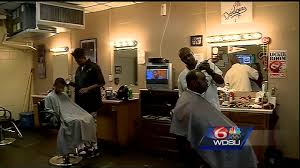 nola east barbershop offers free back to haircuts