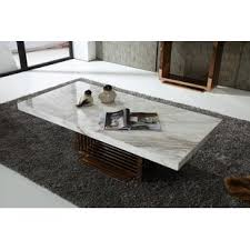 rectangular marble coffee table modern contemporary faux marble coffee table allmodern