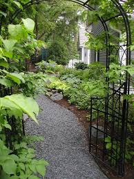 Backyard Walking Paths The Impatient Gardener Oh How I Love A Great Garden Path