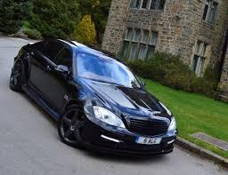 mercedes a class black mercedes s class to black series wide kit xclusive customz