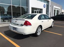 pre owned 2008 chevrolet impala ltz 4dr car in rochester uw1630