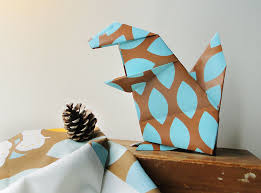squirrel wrapping paper origami wrapping paper countdown vi origami zoo
