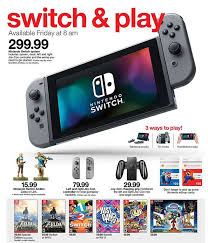 target video games 15 black friday nintendo switch will be available for purchase without pre order