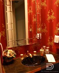 Red Bathroom Decorating Ideas Black And Red Bathroom Decorating Ideas Diy Room Decoration