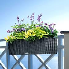 patio ideas deck railing planters boxes deck railing planters