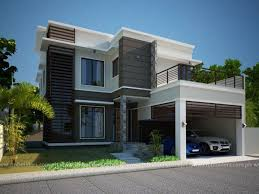 contemporary home design modern home designs in two storey 5 house elevation modern
