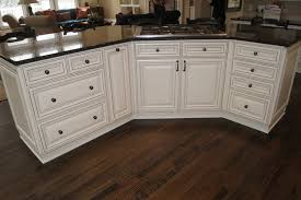 Faux Finish Cabinets Kitchen Ccff Kitchen Cabinet Finishes Traditional Kitchen Atlanta