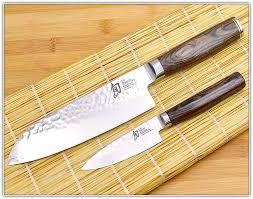 Shun Kitchen Knives Shun Kitchen Knives Set Home Design Ideas