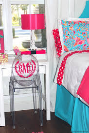 Lilly Pulitzer Home by Lilly Pulitzer Dorm Room Monogram Chair For Dorm Room Lilly