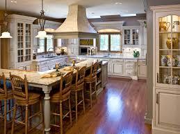 kitchen island table ideas stylish kitchen hood treatments hgtv