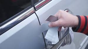 color match auto paint auto color matching colorists man selecting color of car at