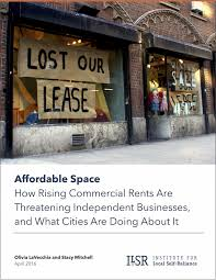 average rent in usa how rising commercial rents are threatening independent businesses