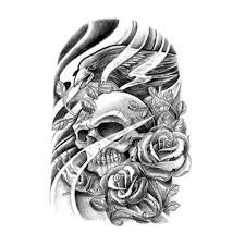 100 skull tattoo for men 38 wonderful turbo tattoos