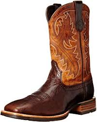 ariat s boots uk amazon com ariat s quickdraw cowboy boot