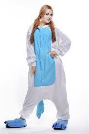onesies for adults sleep pajamas blue unicorn animal