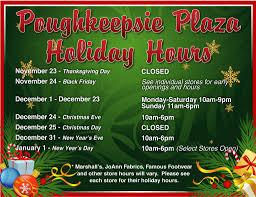 calendar poughkeepsie plaza