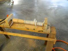 Wooden Bench Vise Screws by Making Large Diameter Wooden Vise Screws And Tapping Threads