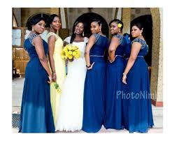 nigerian bridesmaid dresses 25 super stylish looks